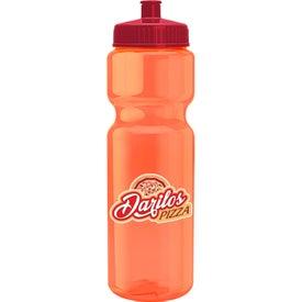 Promotional Transparent Bottle