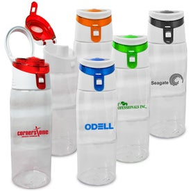 Trendy Water Bottle with Your Slogan
