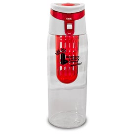 Promotional Trendy Sport Bottle with Fruit Infuser
