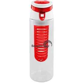Company Trendy Sport Bottle with Fruit Infuser