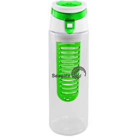 Trendy Sport Bottle with Fruit Infuser Giveaways