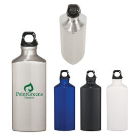 Customized Triangle Aluminum Bottle