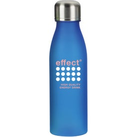 Tritan Bottle With Stainless Steel Cap (24 Oz.)
