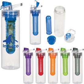 Tritan Flavor Infuser Bottle (22 Oz.)