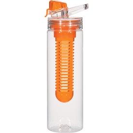 Tritan Flavor Infuser Bottle (22 Oz.)