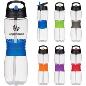Tritan Hourglass Sports Bottle (25 Oz.)