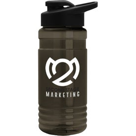 Tritan Sports Bottle with Drink Thru Lid (20 Oz.)
