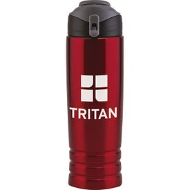 Personalized Tritan Stainless Bottle