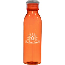 Tritan Tiffany Bottles (24 Oz.)