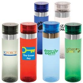Customized Tritan Vortex Bottle
