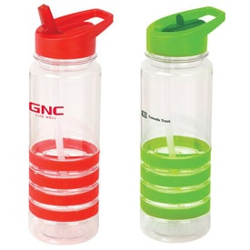 Printed Tritan Water Bottle