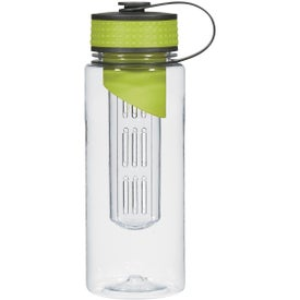 Tritan Water Bottle with Infusers (28 Oz.)