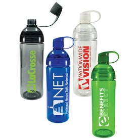 Twice Around Tritan Bottle for Promotion