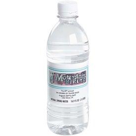 Twist Cap Water Bottle (16.9 Oz.)