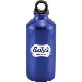Monogrammed Ultra Light Aluminum Bottle