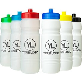 Value Bottle With Push/Pull Lid (26 Oz.)