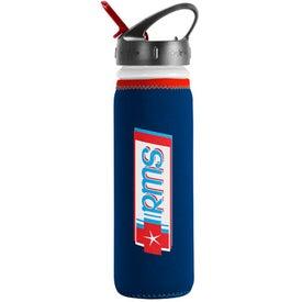 Van Metro Sport Bottle with Flip-Cap (22 Oz.)