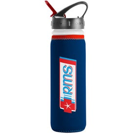 Van Metro Sport Bottle with Flip-Cap (22 Oz.)