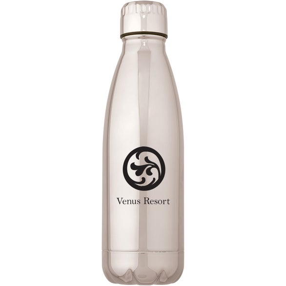 Silver Verdi Stainless Steel Swiggy Bottle