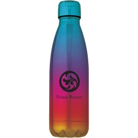 Verdi Stainless Steel Swiggy Bottle (16 Oz.)