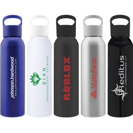 Victoria Aluminum Water Bottle (20 Oz.)