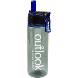 Voyager Tritan Bottle Printed with Your Logo