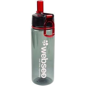 Custom Voyager Tritan Bottle