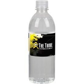 Water Bottle Standard Label (16.9 Oz.)