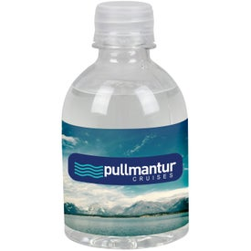 Water Bottle Standard Label (8 Oz.)