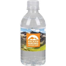 Water Bottle Standard Label (12 Oz.)