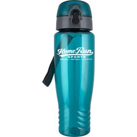 Water Bottle with Trekker Lid (28 Oz.)