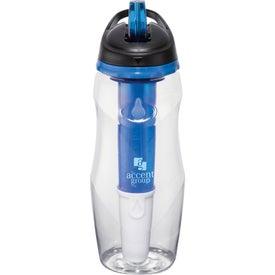 Company Water Filtration BPA Free Sport Bottle