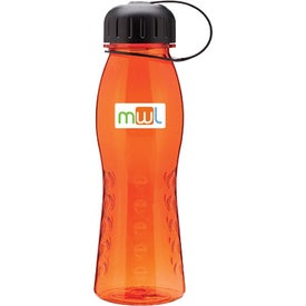 Monogrammed H2go Spree Water Bottle