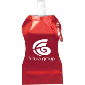 Company Wave Collapsible Water Bottle