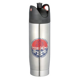Wenger Double Walled Stainless Bottle