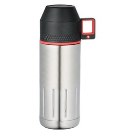 Personalized Wenger Insulated Bottle