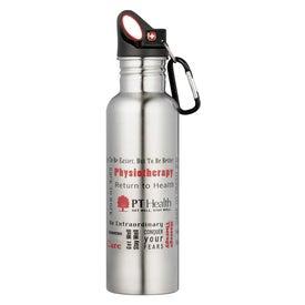 Wenger Stainless Bottle (26 Oz.)