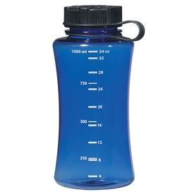 Imprinted Wide Body Bottle