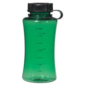 Wide Body Bottle Branded with Your Logo