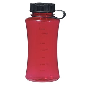Imprinted Wide Body Bottle