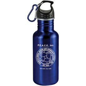 Wide Mouth Stainless Steel Sports Bottle for Advertising