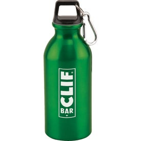 Wide Mouth Aluminum Bottle Imprinted with Your Logo