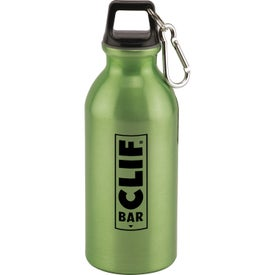 Wide Mouth Aluminum Bottle Branded with Your Logo
