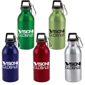 Wide Mouth Aluminum Bottle