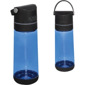 Wireless Speaker Water Bottle (21 Oz., 450 mAh)