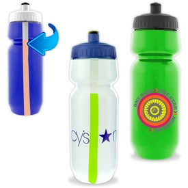 Monogrammed Xtreme View Water Bottle