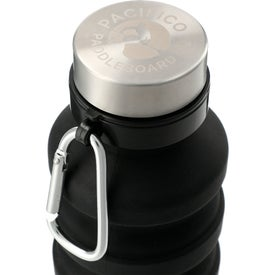Zigoo Silicone Collapsible Bottle (18 Oz.)