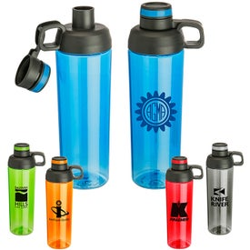 Zuma Two-Opening Water Bottle (30 Oz.)
