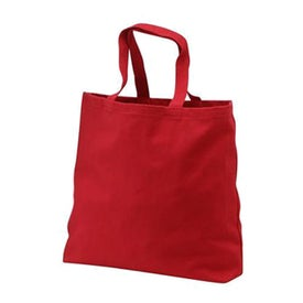 Port and Company Convention Tote Imprinted with Your Logo