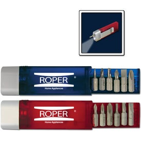 Promotional Flashlight/Screwdriver Kit